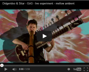 YT Didge & Sitar, Mellow Ambient