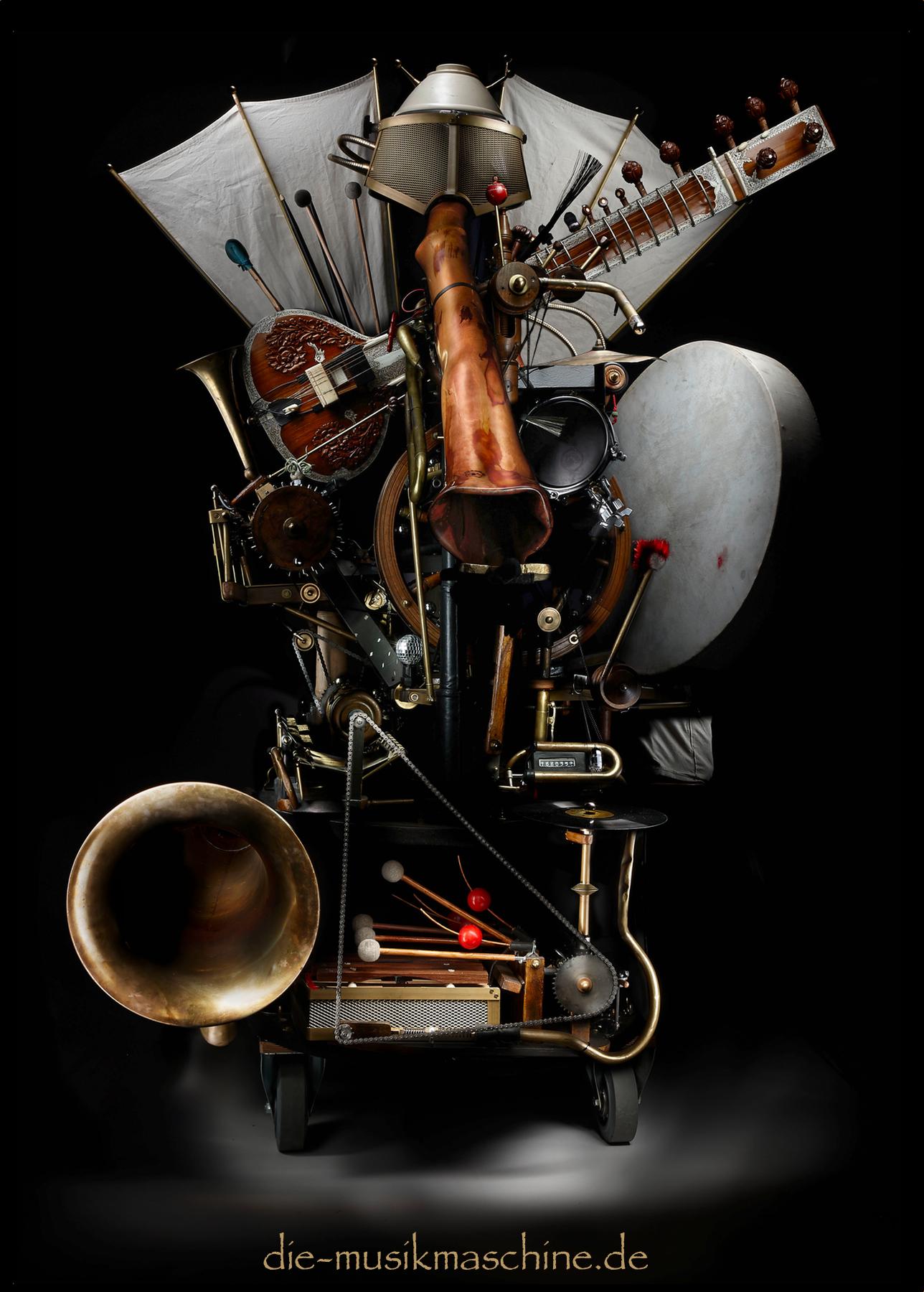 postcard music machine